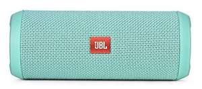 Enceinte Nomade Bluetooth JBL Flip 3 16W (splashproof) - Turquoise, bleue ou grise