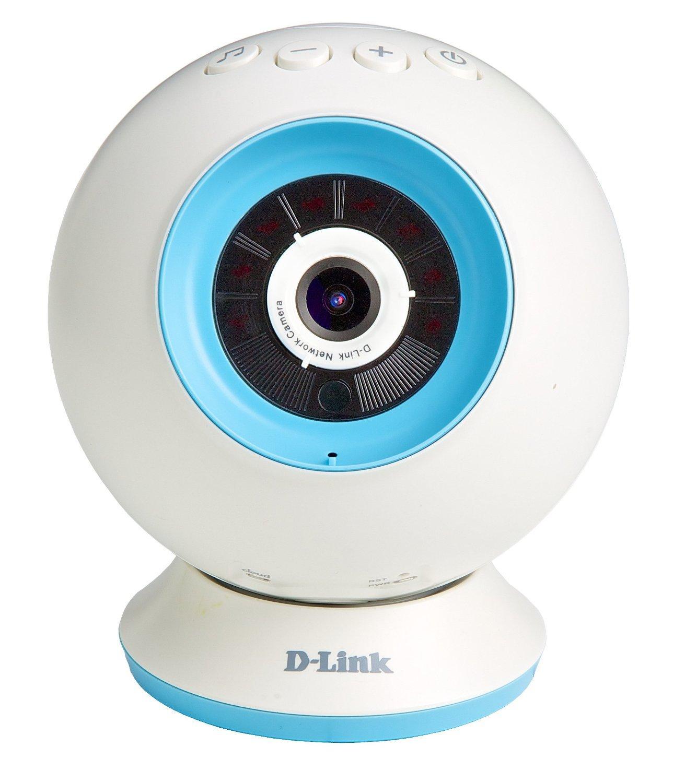 Caméra IP D-Link EyeOn Baby mydlink  pour bébé