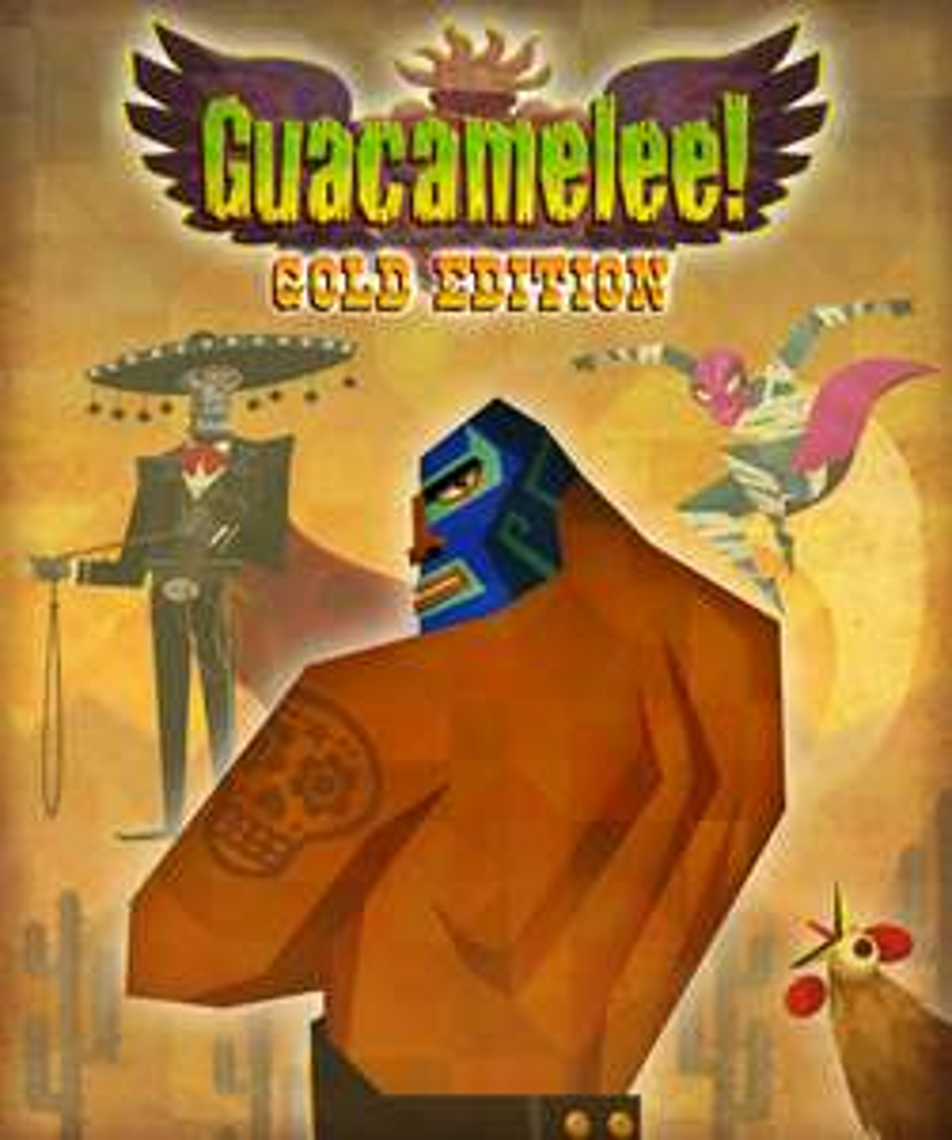 Sélection de jeux vidéo sur PC (dématérialisés) en promotion - Ex : Guacamelee! Gold Edition