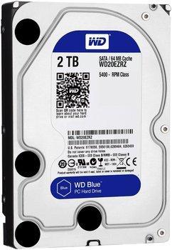 "Disque dur interne 3.5"" Western Digital Blue Desktop - 2 To"