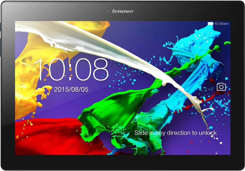 "Tablette 10.1"" Lenovo Tab 2 A10-30 IPS (avec ODR de 30€) Bleue"