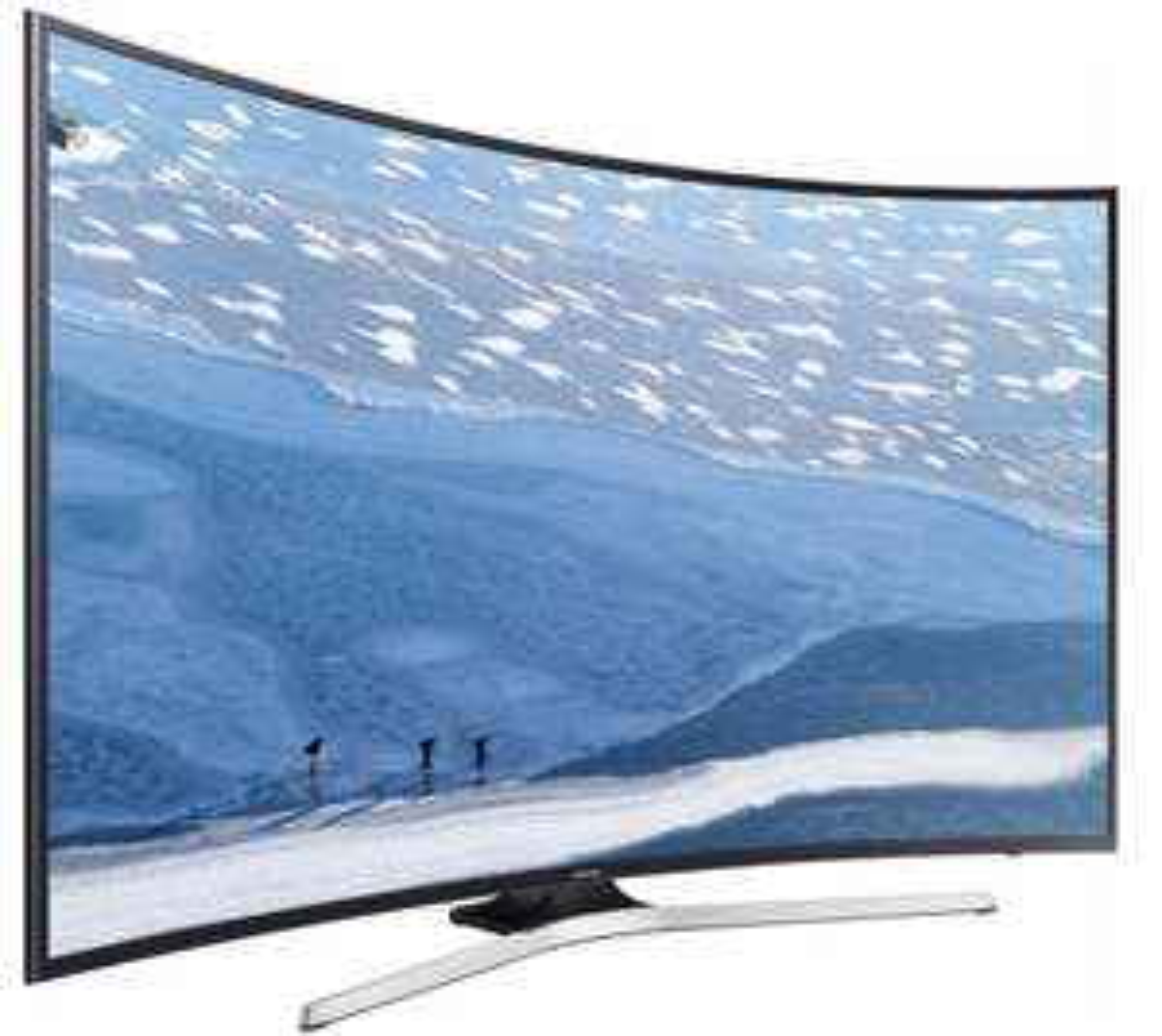 """TV 40"""" Samsung UE40KU6100 - 4K UHD, Smart TV, Incurvée, 101cm"""