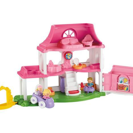 Jouet Fisher Price - La Maison Little People