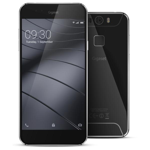 "Smartphone 5.5"" Gigaset ME Pro - 4G, Snapdragon 810, 3 Go de RAM, 32 Go, blanc ou noir"