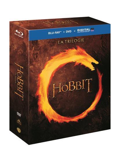 Coffret Blu-ray Le Hobbit - La Trilogie (+ DVD / version numérique)