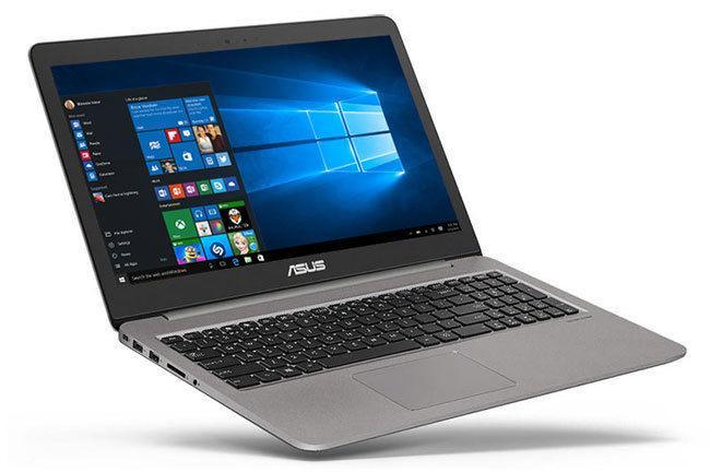 "PC portable 15.6"" full HD Asus ZenBook UX510UW (i5-6200U, GTX 960M, 8 Go de RAM, 1 To + 256 Go en SSD)"