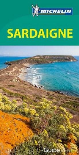 Sélection de livres Michelin Le Guide Vert en promotion - Ex : Sardaigne