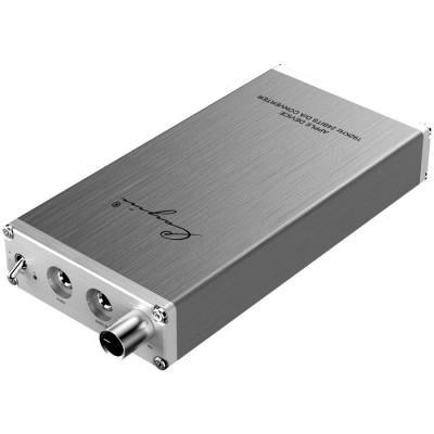 Amplificateur casque stéréo / DAC Cayin C6 WM8741 - 2 x 130mW, Titanium