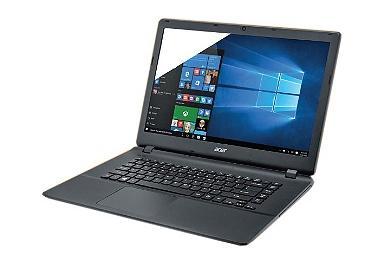 "PC Portable 15.6"" Acer Aspire ES1-522-61GZ - HD, AMD Quad Core A6-7310, RAM 10 Go, HDD 1 To, Windows 10"