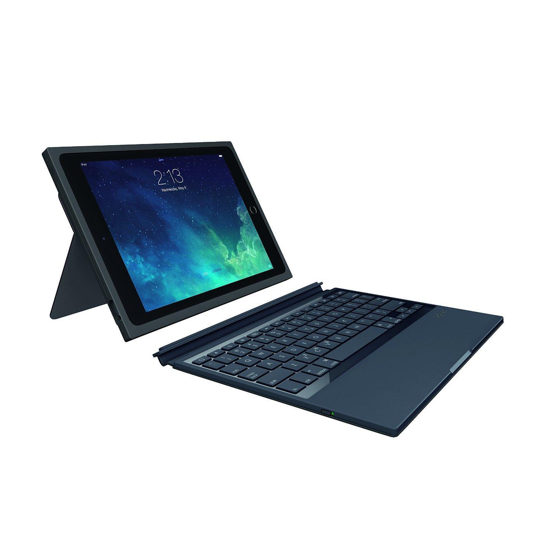 Étui de Protection avec Clavier Logi Blok pour iPad Air 2 - Noir