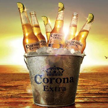 Pack de 24 bouteilles de 35.5cl de Corona Extra