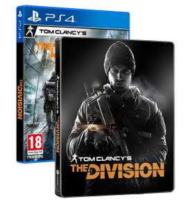 The Division + Steelbook sur PS4 et Xbox One (Via ODR 7€)
