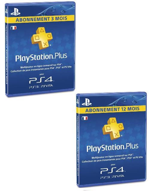 Abonnement Playstation plus de 15 mois (Digital)