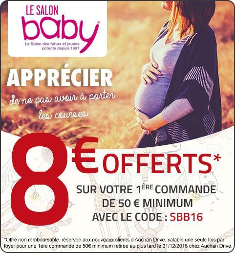 [Nouveaux Clients] 8€ de réduction dès 50€ d'achat