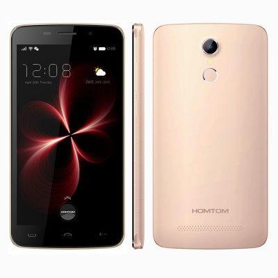 """Smartphone 5.5"""" Homtom HT17 Pro - 4G, 2 Go de RAM, 16 Go, plusieurs coloris"""