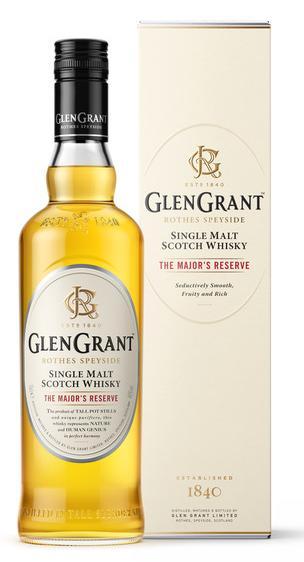 Sélection de promotions - Ex : 2 Bouteilles de Whisky GlenGrant Ecosse Speyside Single Malt 40 % vol - 70 cl en ligne et en magasin