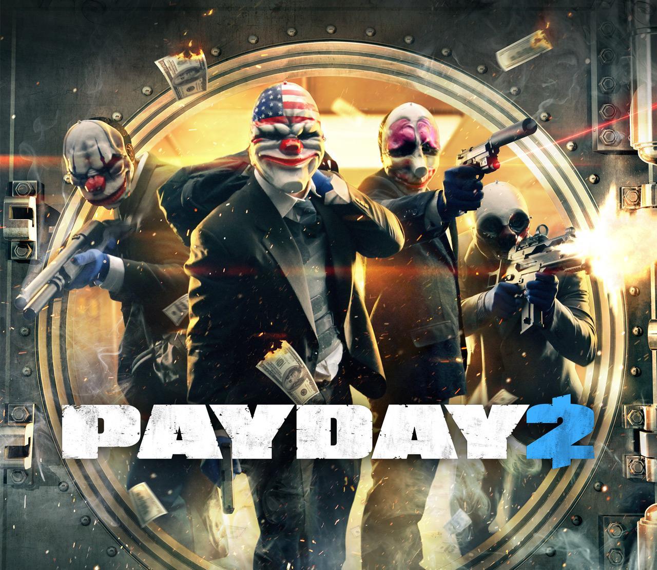 Payday 2 sur PC jouable gratuitement ce week-end (Dématérialisé)