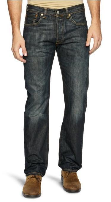 Lot de 2 Jeans Levi's 501 Original Fit pour Homme - Plusieurs tailles