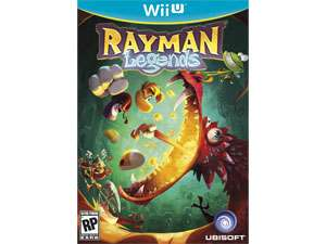 Pré-commande : Rayman Legends et Pikmin 3 sur Wii U (Via Buyster)