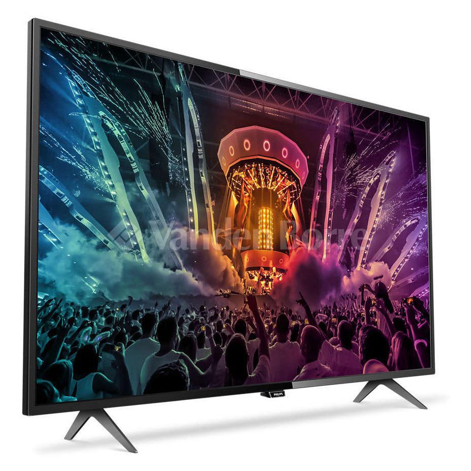 """TV 49"""" Philips 49PUS6101 - 4K UHD, 800 Hz, Smart TV"""