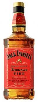 Bouteille de Whisky Jack Daniel's Fire - 70 cl