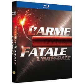 L'intégrale L'arme Fatale en Blu-Ray