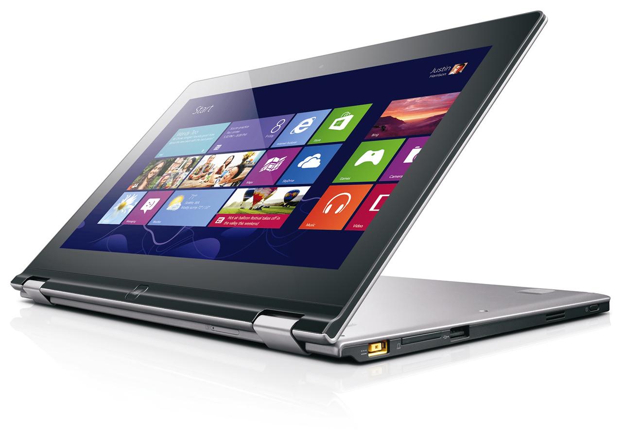 "PC Portable Lenovo Yoga 11"" - SSD 64 Go - RAM 2 Go - Windows RT (avec ODR 100€)"