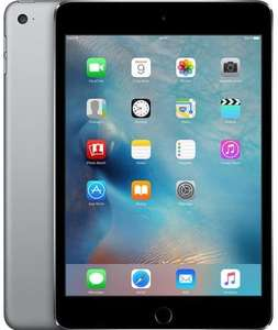 "Tablette 7.9"" Apple IPad Mini 4 - 16Go, Gris"