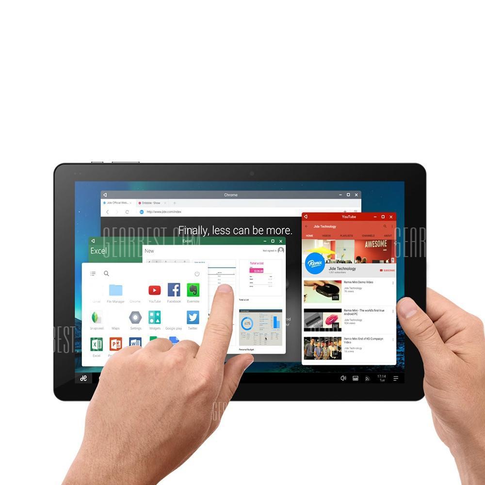 "Tablette 10.8"" Chuwi VI10 Plus - 32GO, Quad Core 1.44GHz (clavier non inclus)"