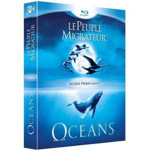 """Coffret blu-ray """"Oceans + Le peuple migrateur"""""""