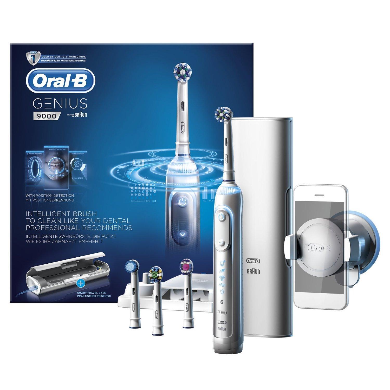 Brosse à dent électrique Braun Oral-B Genius 9000 White