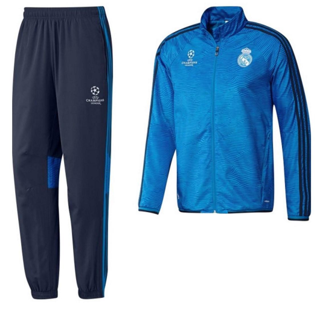 Survêtement football Adidas Real madrid