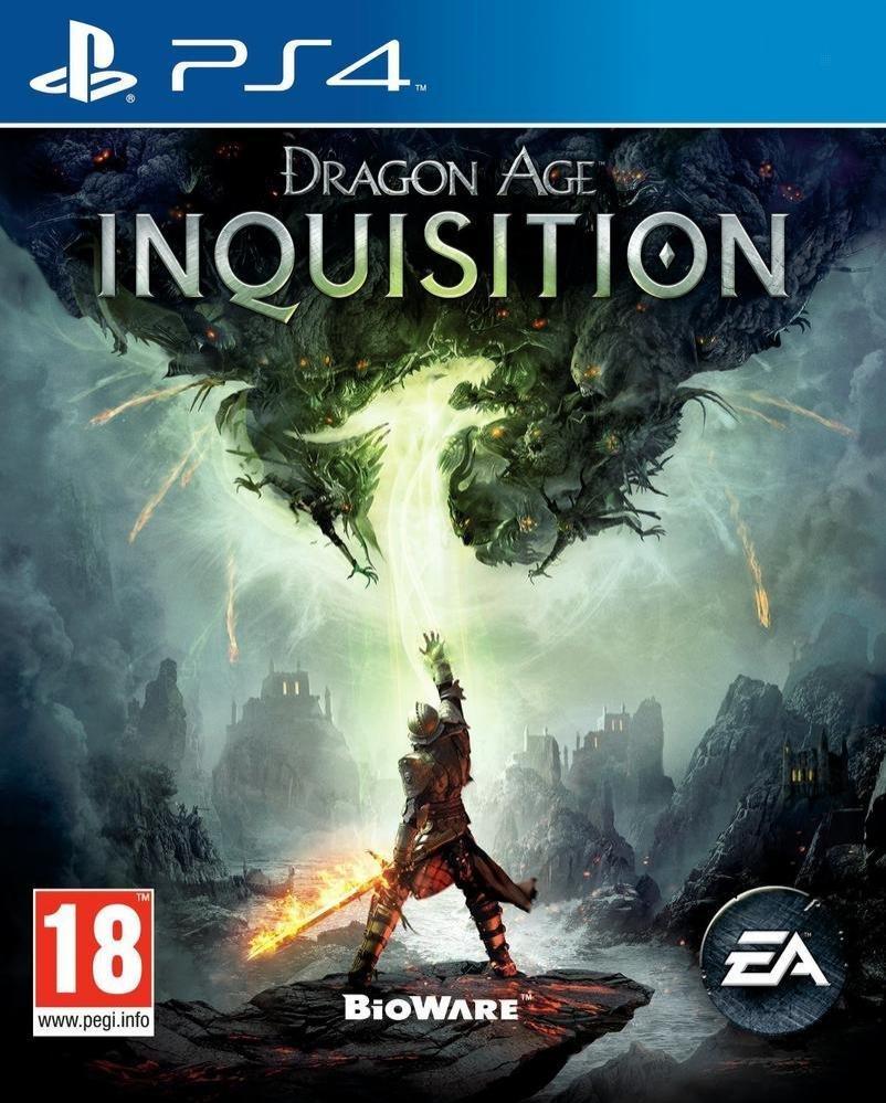 Dragon Age Inquisition sur PS4