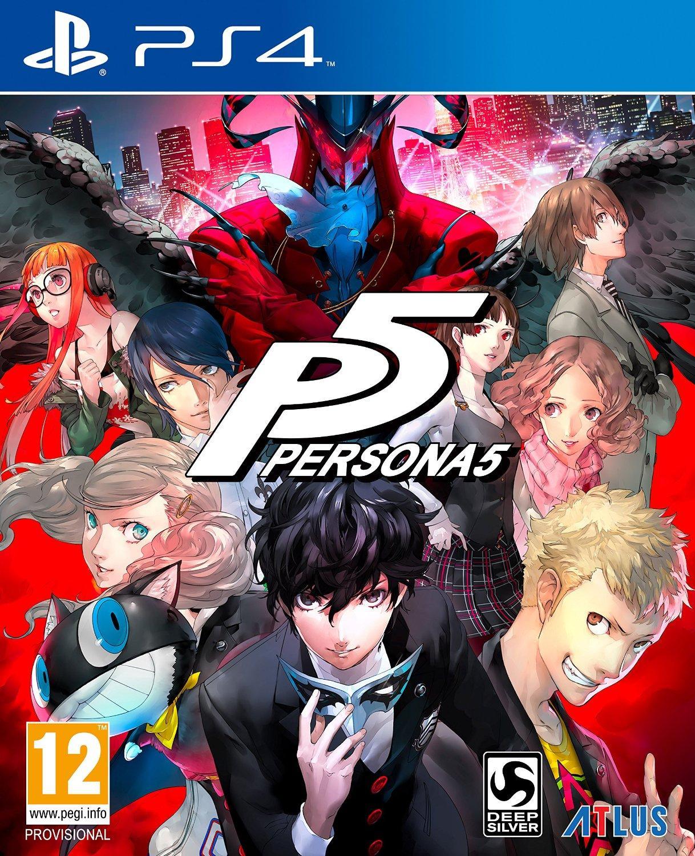 [Précommande] Persona 5 - Edition day one + Steelbook sur PS4