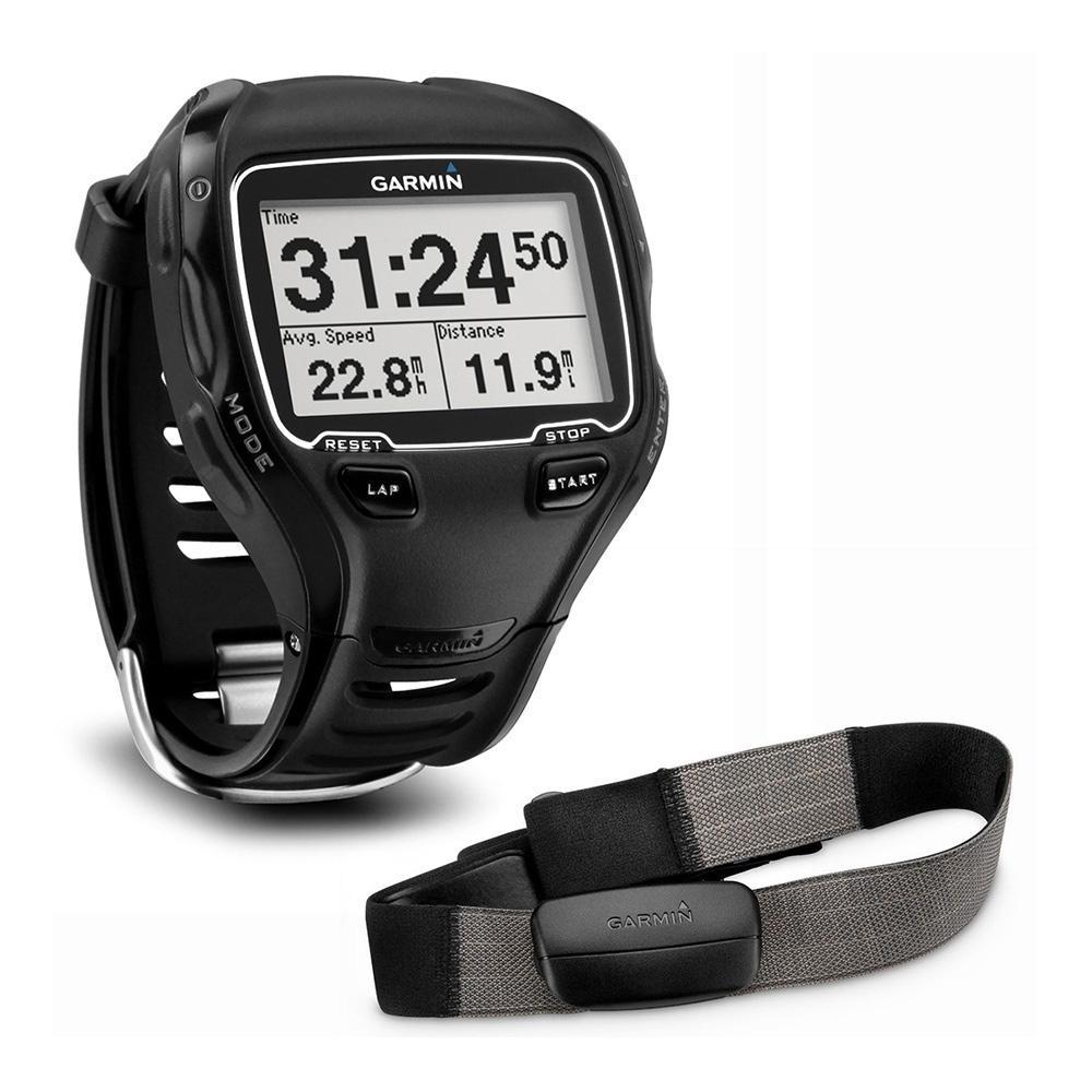 Pack triathlon Montre GPS Garmin Forerunner 910 XT HRM + ceinture thoracique