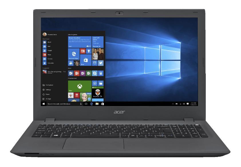 """PC Portable 15.6"""" - Acer Aspire E 15 (E5-522G-89L2) - 8go RAM, 1TOà"""
