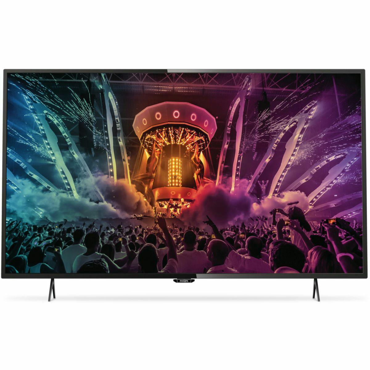 "TV 49"" Philips 49PUS6101/12 - UHD, 4K, Smart TV"
