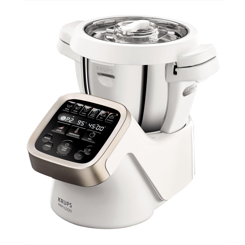 Robot multifonction Krups Prep & Cook HP 5031