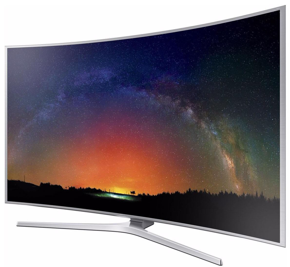 "TV 55"" Samsung UE55JS9080 SUHD incurvé 3D"