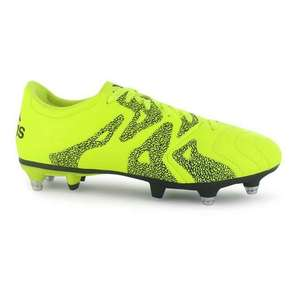 Chaussures de football adidas X 15.3 Leather SG - Taille 40.7