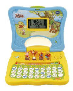 Vtech - Ordinateur pour enfant- Winnie l'Ourson