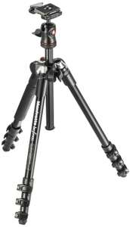 Trepied Manfrotto MKBFRA4R-BH Befree en Aluminium pour Appareil photo - Noir