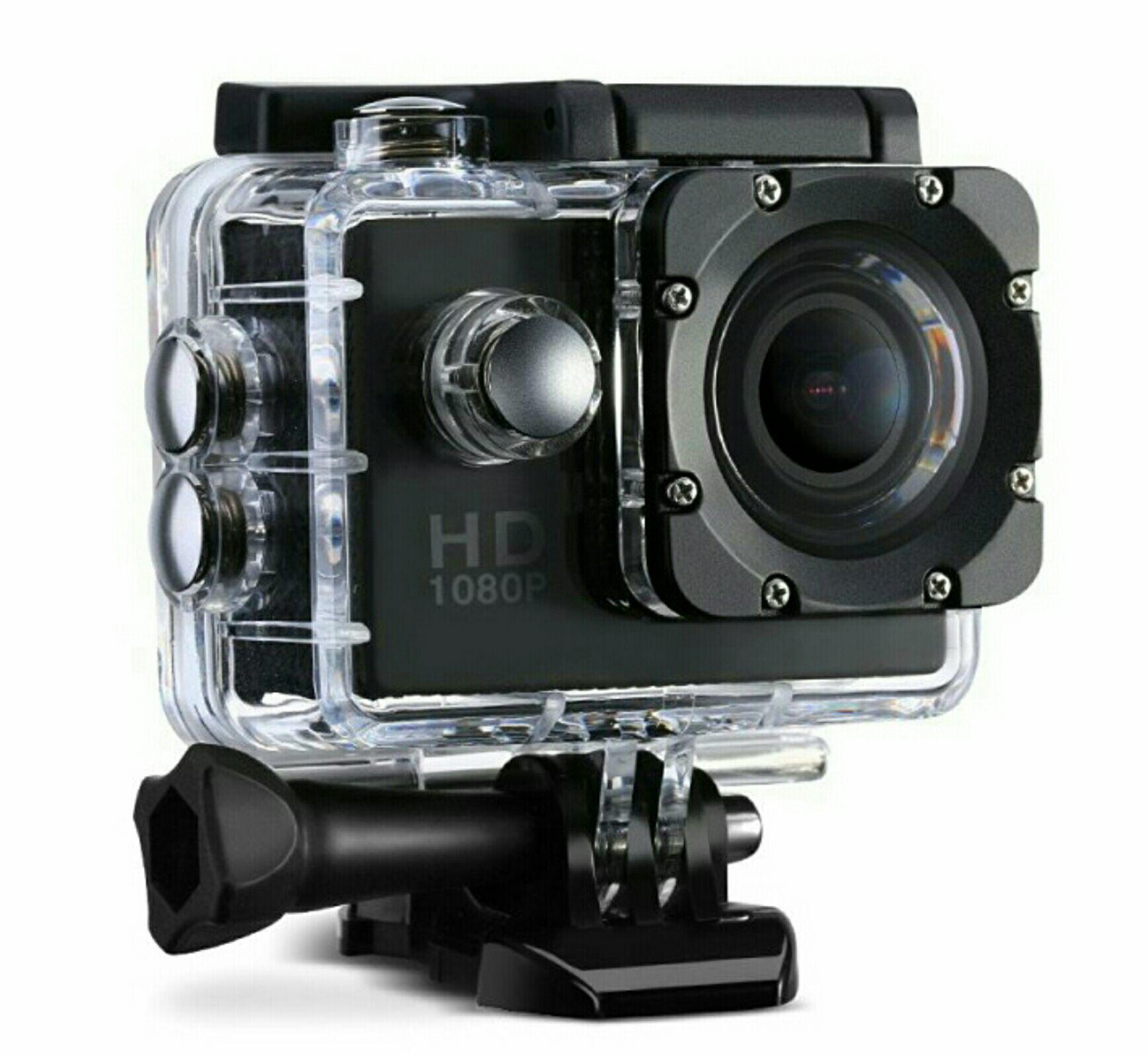 Caméra sportive Toppop  Full HD (30 fps) avec écran LCD