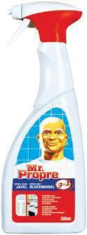 Spray nettoyant ménager Mr Propre - 500 ml (via BDR de 1€)