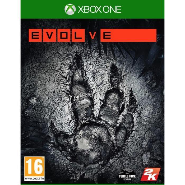 Evolve sur Xbox one