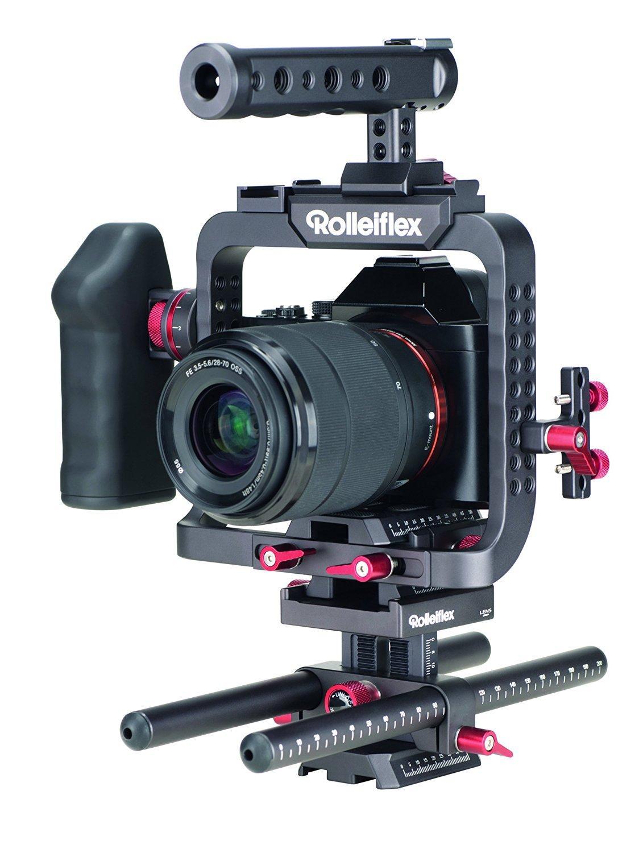 Cage pour appareil photo Rolleiflex 4K S-Cage