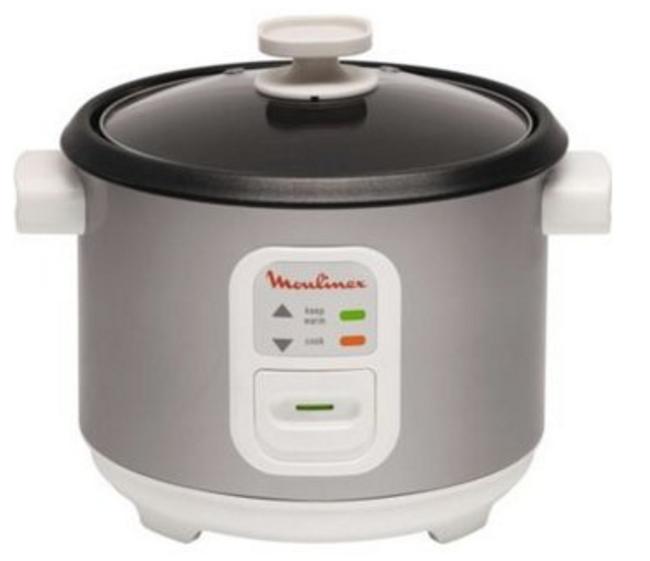Cuiseur de riz Moulinex Uno MK111E00 (via 22€ fidélité)