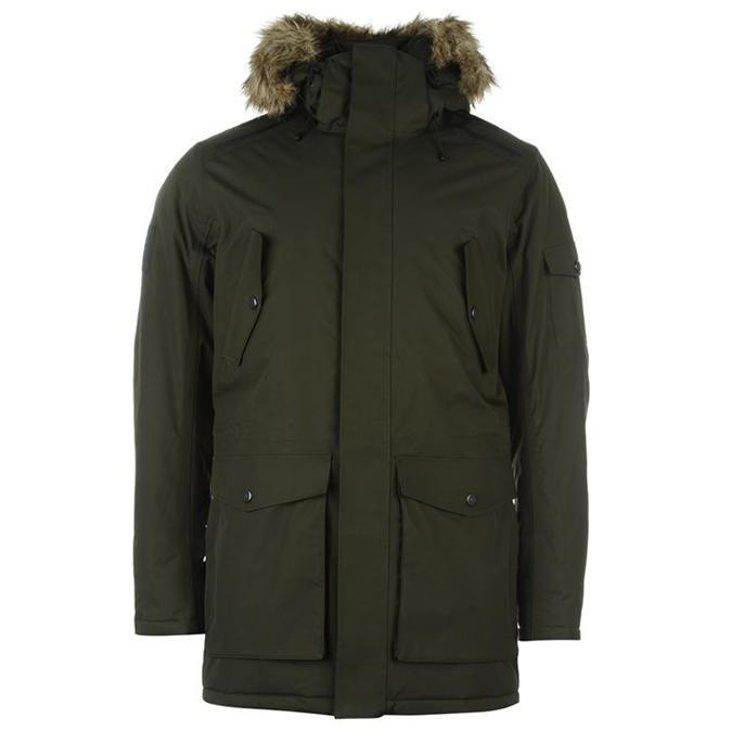 Jusqu'à 80% de réduction sur une sélection de manteaux Automne/Hiver- Ex : Parka Jack&Jones
