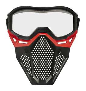 Masque de Protection Nerf Rival - Rouge