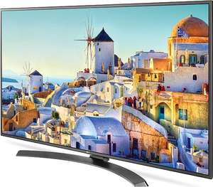 "[Cdiscount à volonté] TV LED 55"" LG 55UH661V - 4K, HDR, Smart TV, Web OS 3.0, Ultra Surround, Smart Sound Mode (via ODR TVA)"
